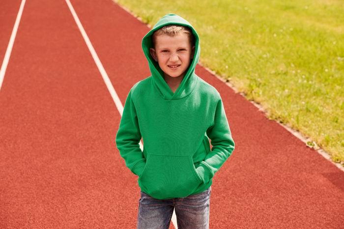 Dìtská mikina Kids Premium Hooded Sweat s kapucí