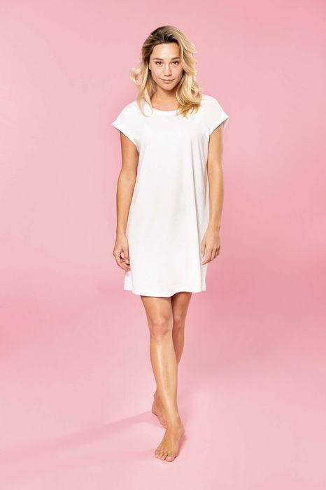 Dámské dlouhé trièko - šaty