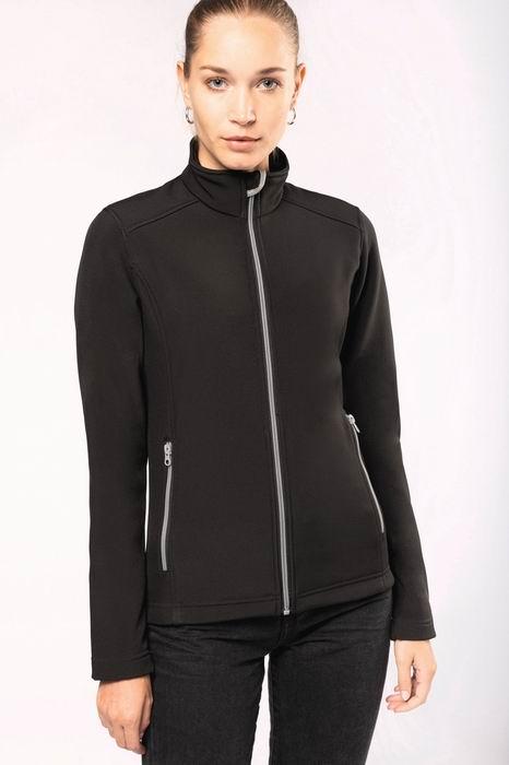 Dámská bunda 2 Layers Softshell Jacket