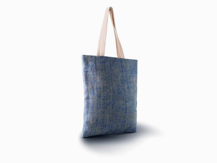 100% natural jutová taška