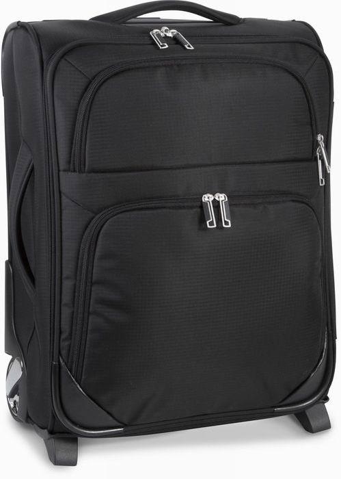 Kufr na koleèkách s výsuvnou rukojetí
