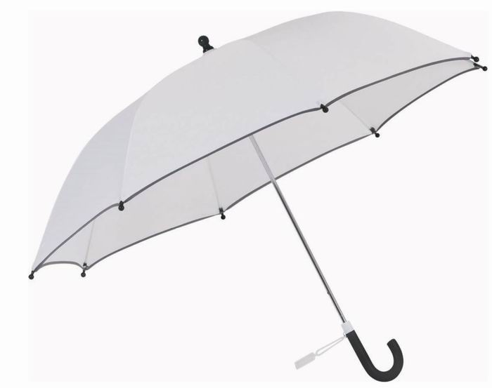 Dìtský holový deštník