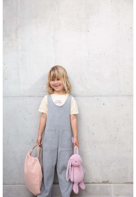 Malý recyklovaný batoh se šòùrkou - Dìtská velikost