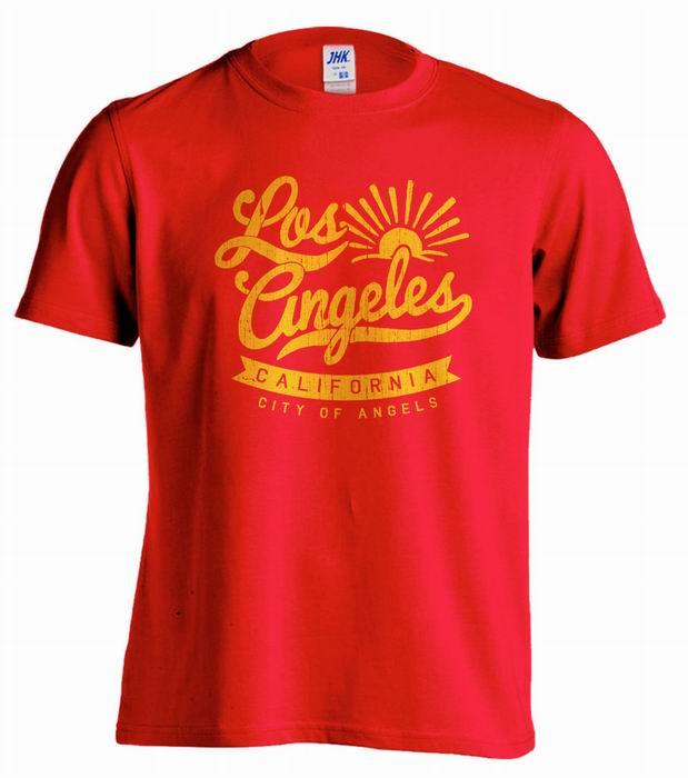 Pánské trièko - Los Angeles CALIFORNIA