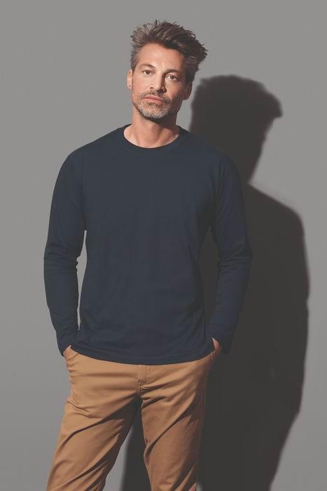 Pánské trièko Classic-T dlouhý rukáv