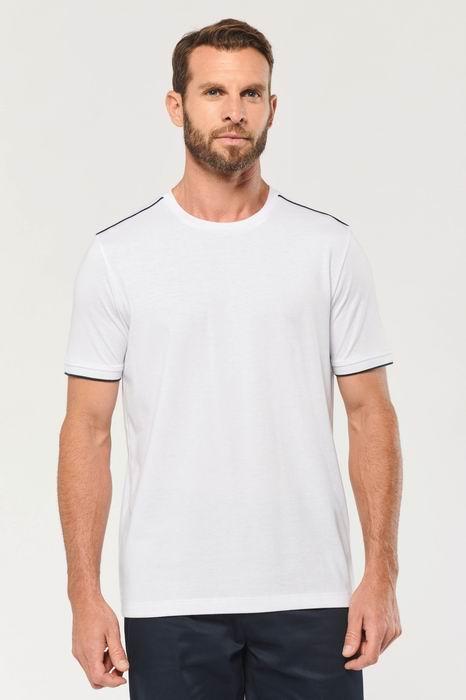 Pánské pracovní trièko krátký rukáv